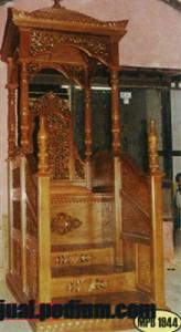 Mimbar Masjid Mpb 1844