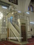 Mimbar Masjid Duco Mewah