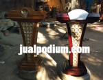 Podium DPRD Lampung