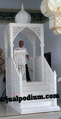 Mimbar Imam Masjid