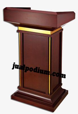 Mimbar Podium Untuk Pidato