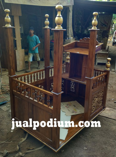 Mimbar Masjid Terbaru 2019